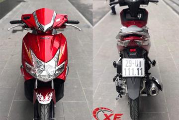 Honda Air Blade 2011 rao bán giá khủng 115 triệu