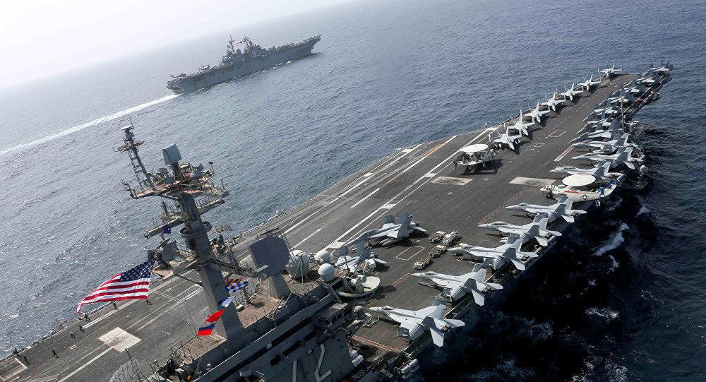 căng thẳng Mỹ-Iran,Vùng Vịnh,Mỹ
