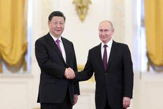 Lý do khiến Nga-Trung bắt tay chống sức ép từ Mỹ