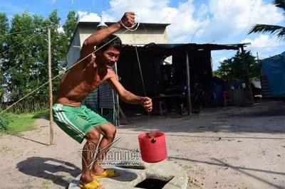 Nhà máy đào hồ đổ nước thải, dân lấp giếng khát nước ăn ở Đồng Nai