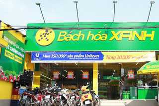 Big retailers vie for Vietnam's FMCG market share