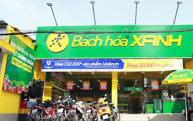 Big retailers vie for Vietnam's FMCG market share