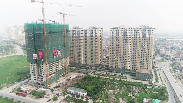 bất động sản tây hà nội,căn hộ bàn giao,chung cư