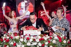 Nguyễn Hồng Thuận chi 1,3 tỷ làm tiệc sinh nhật ở bar mời Hà Hồ, Mr. Đàm