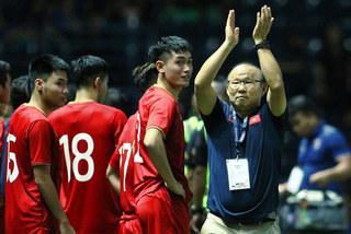 Người Thái ngưỡng mộ thầy Park, chê HLV đội nhà
