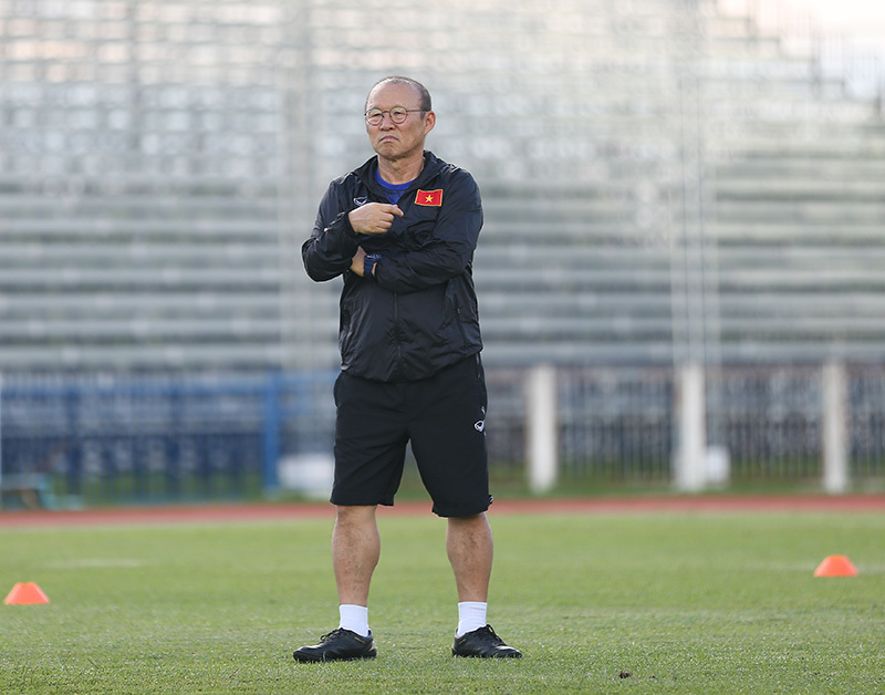 Tuyển Việt Nam,HLV Park Hang Seo,chung kết King's Cup