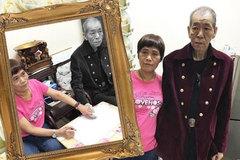 Vợ 'đại ác nhân Hong Kong' đau đớn khi chồng qua đời sau 4 tháng cưới
