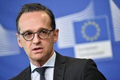 Ngoại trưởng Đức sẽ tới Iran cứu vãn hiệp ước hạt nhân