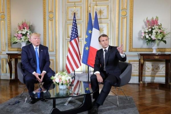 Ông Trump nói Iran 'sắp phá sản'