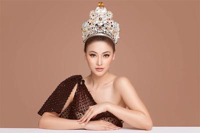 Hoa hậu Phương Khánh lần đầu khoe vương miện 3,5 tỷ đồng
