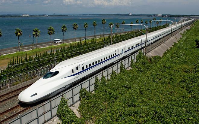 Đường sắt,đường sắt cao tốc,giao thông công cộng
