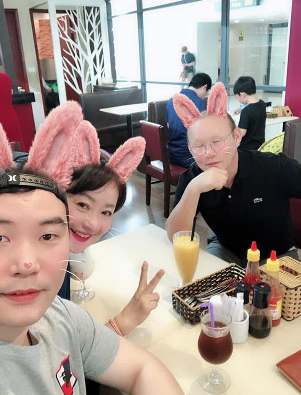 Con trai HLV Park Hang Seo chia sẻ bất ngờ khi Việt Nam thắng Thái Lan