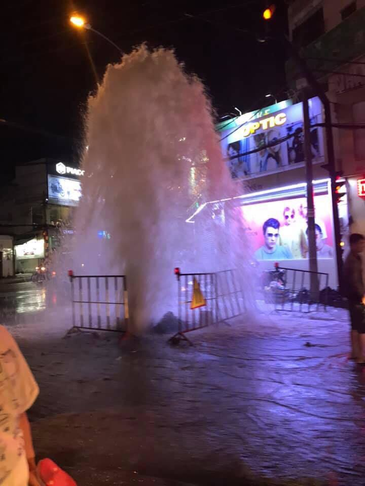 Vòi Rồng,Sài Gòn