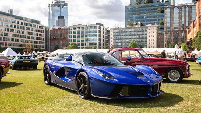 Triển lãm ôtô,London Concours 2019,xe hơi
