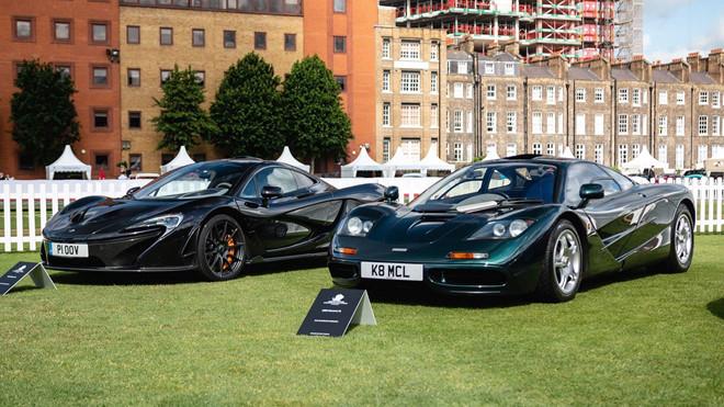Một vòng quanh triển lãm ôtô độc đáo nhất nước Anh