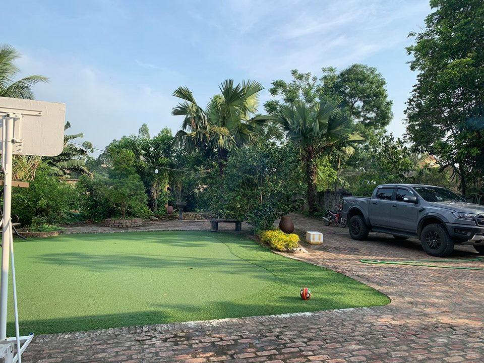Hồng Đăng thu hoạch một ô tô sấu, xoài ở nhà vườn 1.300m2