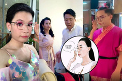 Trấn Thành, BB Trần, Quang Trung nhái trào lưu 'Chị hiểu hông' hài hước