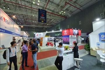 Vietnam ICT COMM and Telefilm 2019 opens in HCM City