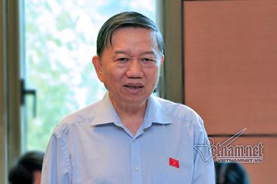 Bộ trưởng Công an nói về vụ bắt hơn 2 triệu lít xăng giả của đại gia Trịnh Sướng