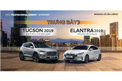 Chuỗi sự kiện trưng bày xe của Hyundai Lê Văn Lương