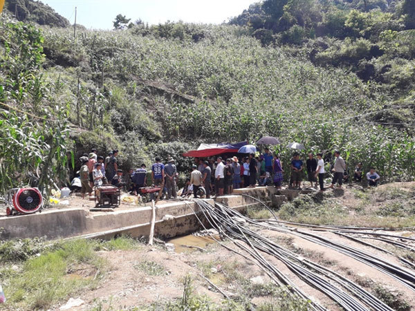 No hope in Lao Cai cave rescue efforts after six days