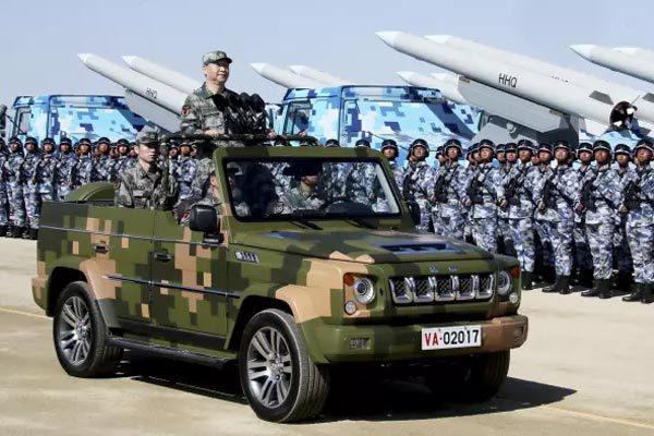 Mỹ,Trung Quốc,quân đội,sức mạnh quân sự,phát triển công nghệ