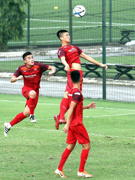 Vietnam, Myanmar in friendly warm-up for SEA Games