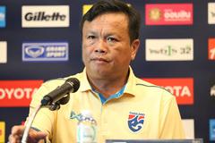 """HLV Thái Lan: """"Đừng nhắc tới thất bại trước Việt Nam nữa"""""""