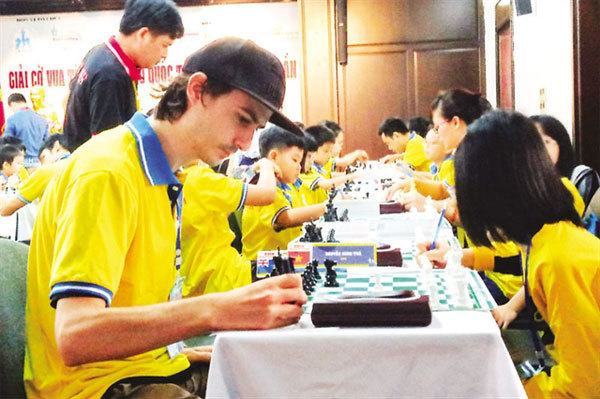 Dat takes title of Hanoi Chess Open