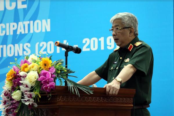 LHQ mong muốn Việt Nam tiếp tục cử đội công binh tham gia lực lượng GGHB