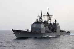 Nga tố tàu chiến Mỹ suýt gây va chạm trên biển Hoa Đông