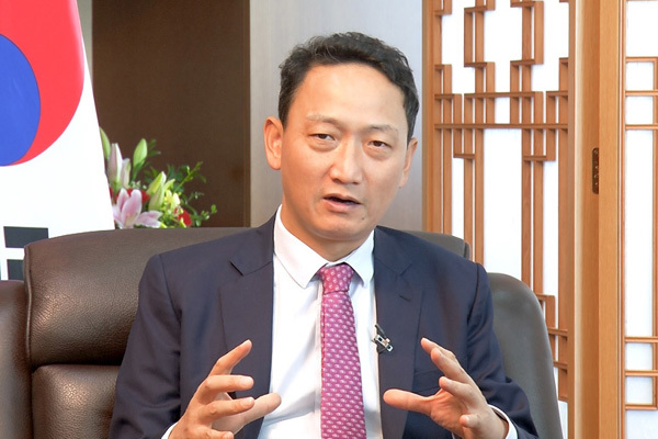 Đại sứ Hàn Quốc tại Việt Nam bị cách chức vì phạm luật chống tham nhũng