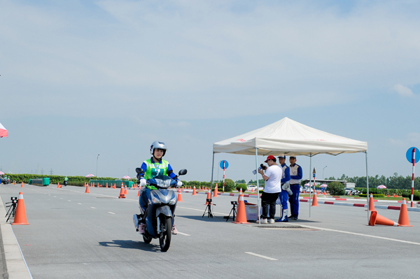 Hội thi hướng dẫn viên Lái xe an toàn xuất sắc 2019