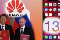 iOS 13 ra mắt, Huawei phát triển mạng 5G tại Nga