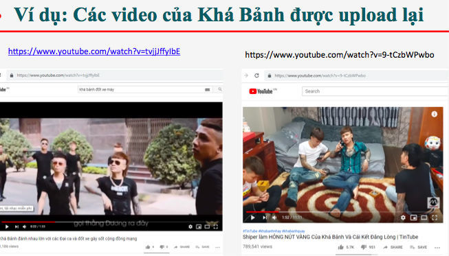 Ngăn chặn, gỡ bỏ gần 8.000 video clip xấu độc trên Youtube