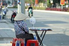 UV reaches dangerous levels in Hanoi, HCM City