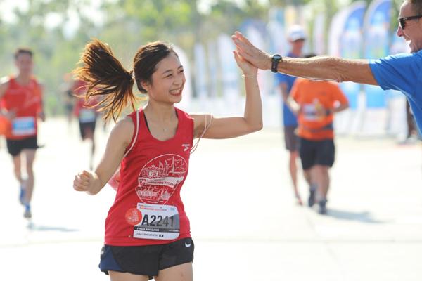 Khởi động Giải Marathon Quốc tế TP.HCM Techcombank 2019