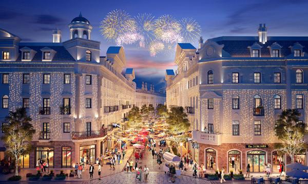 Shophouse Europe dẫn đầu xu hướng dịch vụ du lịch ở Hạ Long