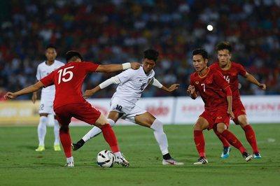 Lịch thi đấu bóng đá hôm nay 7/6: U23 Việt Nam vs U23 Myanmar
