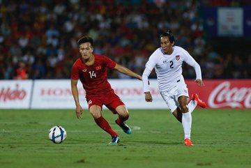 Link xem U23 Việt Nam vs U23 Myanmar, 20h ngày 7/6