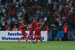 """Video Triệu Việt Hưng """"xé lưới"""" U23 Myanmar"""