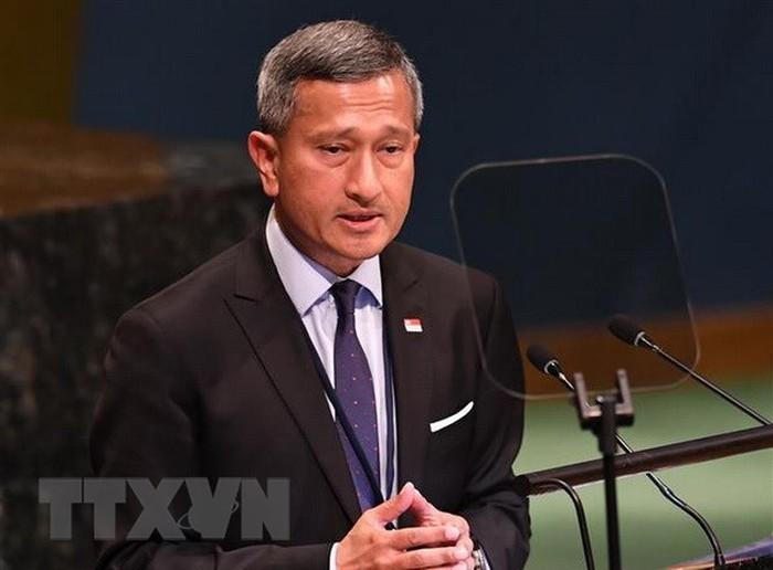 Ngoại trưởng Singapore: Phát biểu của ông Lý Hiển Long không có ý xúc phạm Việt Nam và Campuchia