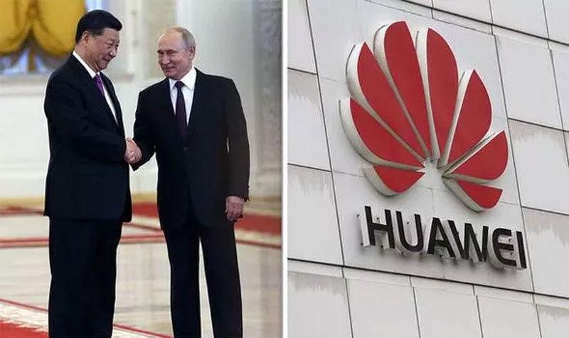 Ông Putin lên tiếng việc Mỹ trừng phạt Huawei