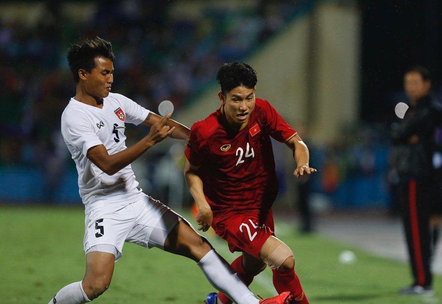 Xem trực tiếp trận U23 Việt Nam vs U23 Myanmar ở đâu?