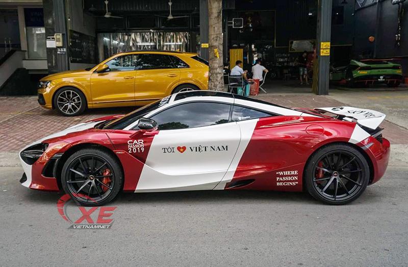 30 siêu xe của đại gia Việt Nam sắp hội tụ tại Hà Nội