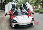 """Gian nan """"rước"""" siêu xe triệu đô McLaren 720S về Việt Nam"""