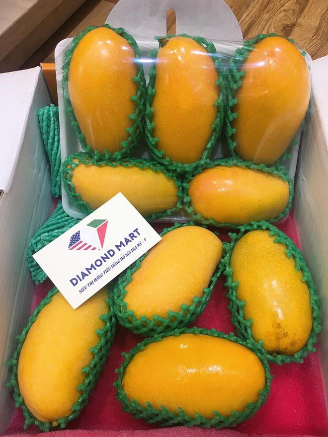 hoa quả nhập khẩu,trái cây nhập khẩu,xoài,hoa quả Trung Quốc