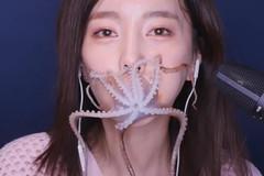 Thử thách ăn bạch tuộc sống ngoe nguẩy khiến dân mạng rùng mình