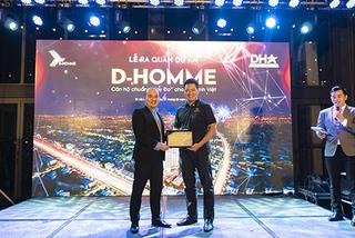 Gold Link trở thành sàn phân phối chính thức dự án căn hộ D-Homme ở TP.HCM