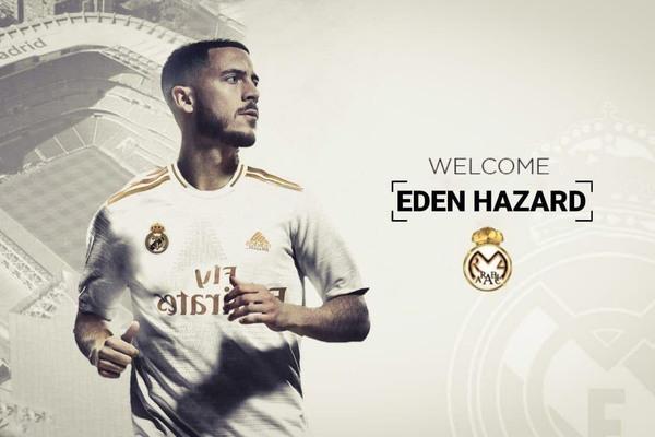 Real mua Hazard giá kỷ lục: Đừng chờ Ronaldo mới!